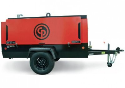 375 CFM Towable Air Compressor