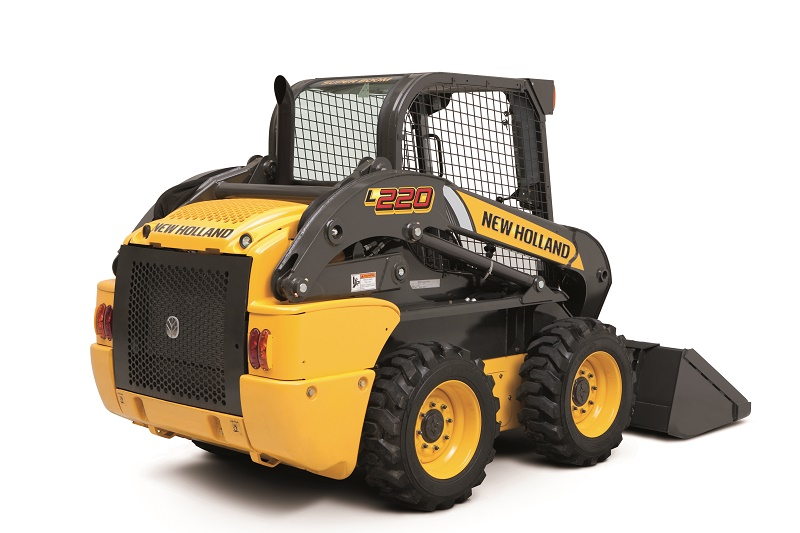 1800 2100lbs Skidsteer Franklin Equipment Indianapolis