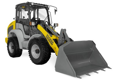 1yd Wheel Loader