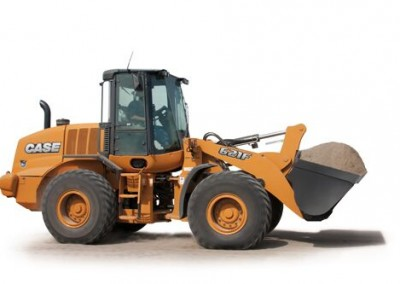 3yd Wheel Loader