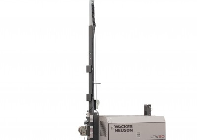 4000W/20KW Combo Towable Light Tower