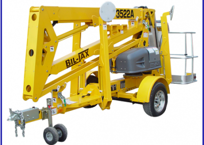 35′ Towable Electric Lift