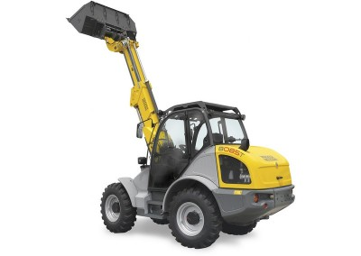 1yd Telescopic Wheel Loader