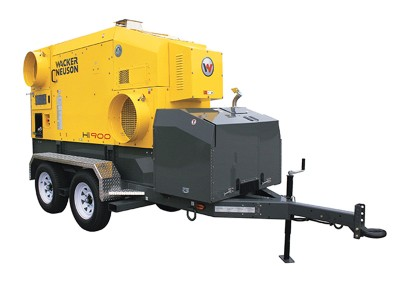 850,000 BTU Towable Indirect-Fired Air Heater