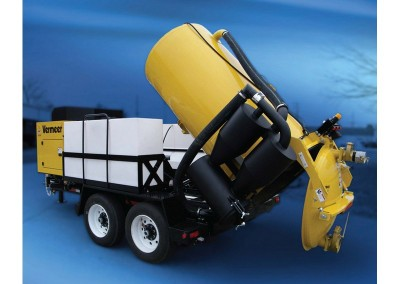 Vermeer 800 Gallon Vacuum Trailer
