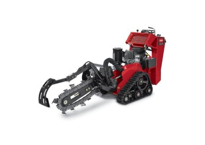 Trencher for Walk-Behind Skidsteer