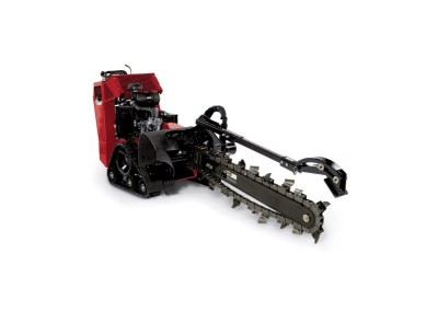 48″ Walk-Behind Track Trencher