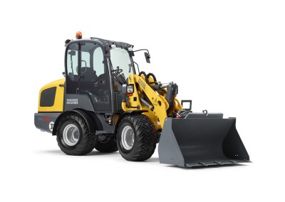 .5yd Compact Articulating Wheel Loader