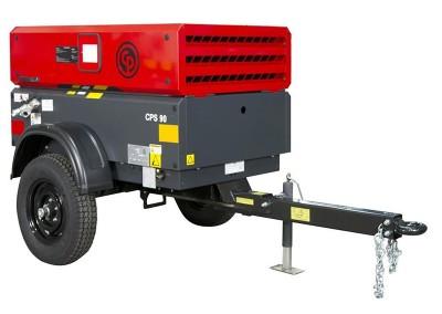 90 CFM Towable Air Compressor