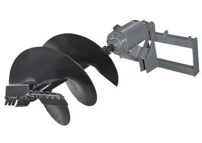 Auger Attachment for Mini Excavator