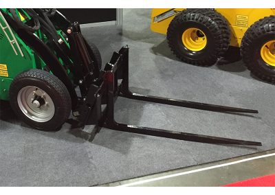 Forks for Electric Walk-Behind Skidsteer